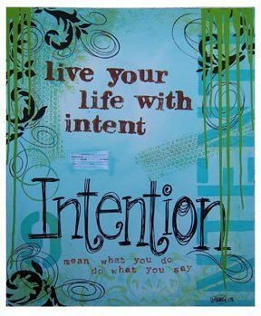 Intention-shakti
